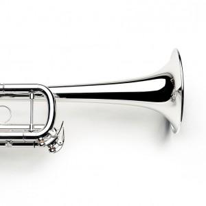 C Trumpet thumb