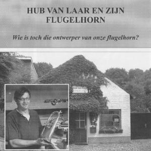 Hub van Laar en zijn flugelhorn