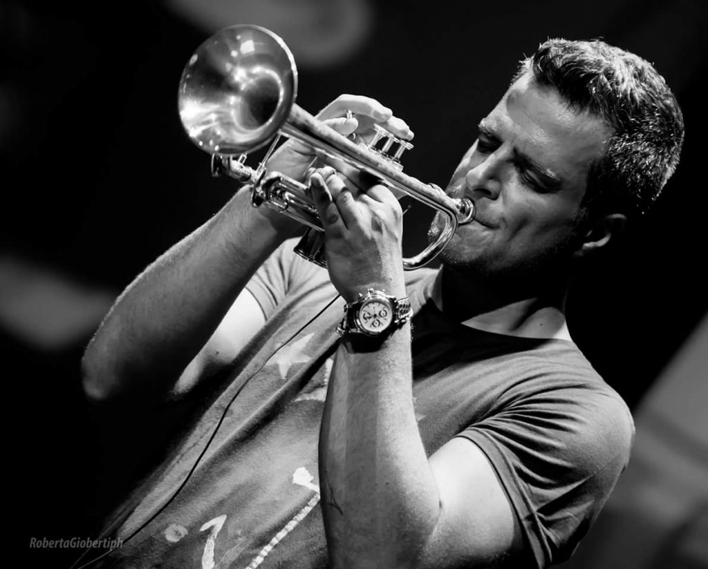Luca Aquino | picture by Roberta Gioberti