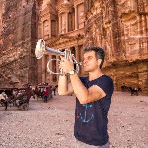 Luca Aquino | Jazz in Petra