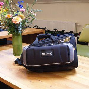 Soundwear gig bag for flugelhorn