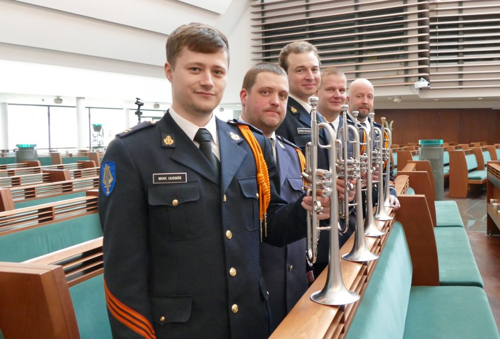 Estonian Defence Orchestra   Picture by Maria Mänd