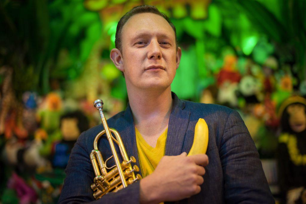 Greg Houben | Picture by Etienne Plumer