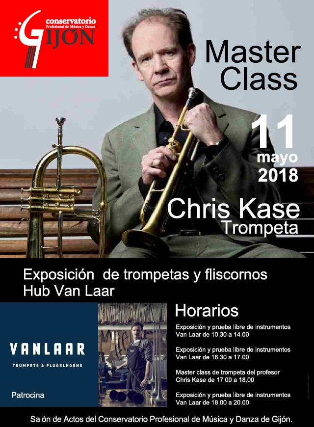 Exhibition and master Class Gijón   Chris Kase