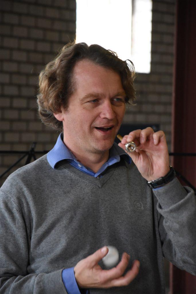 Master Classes Tobias Füller