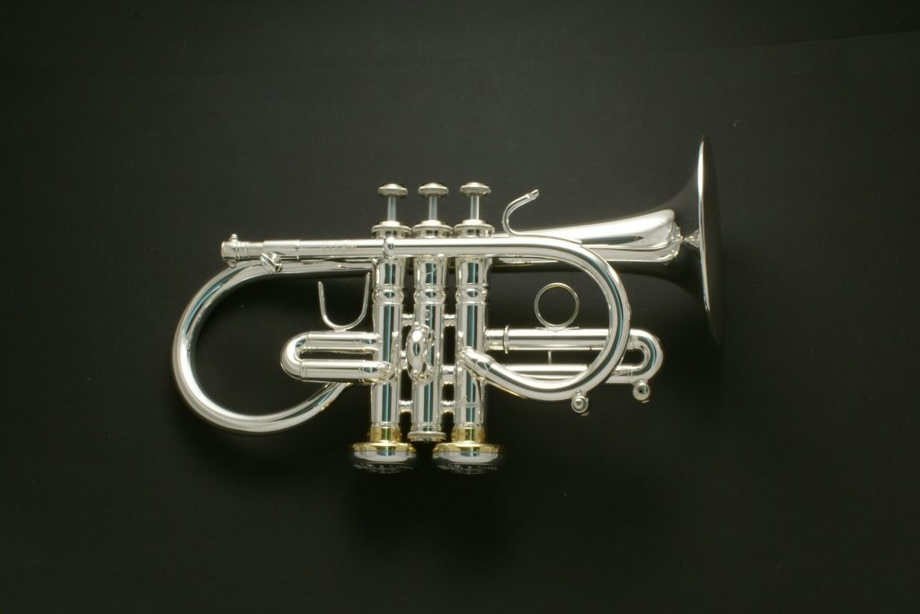 Stomvi Eb cornet Titan