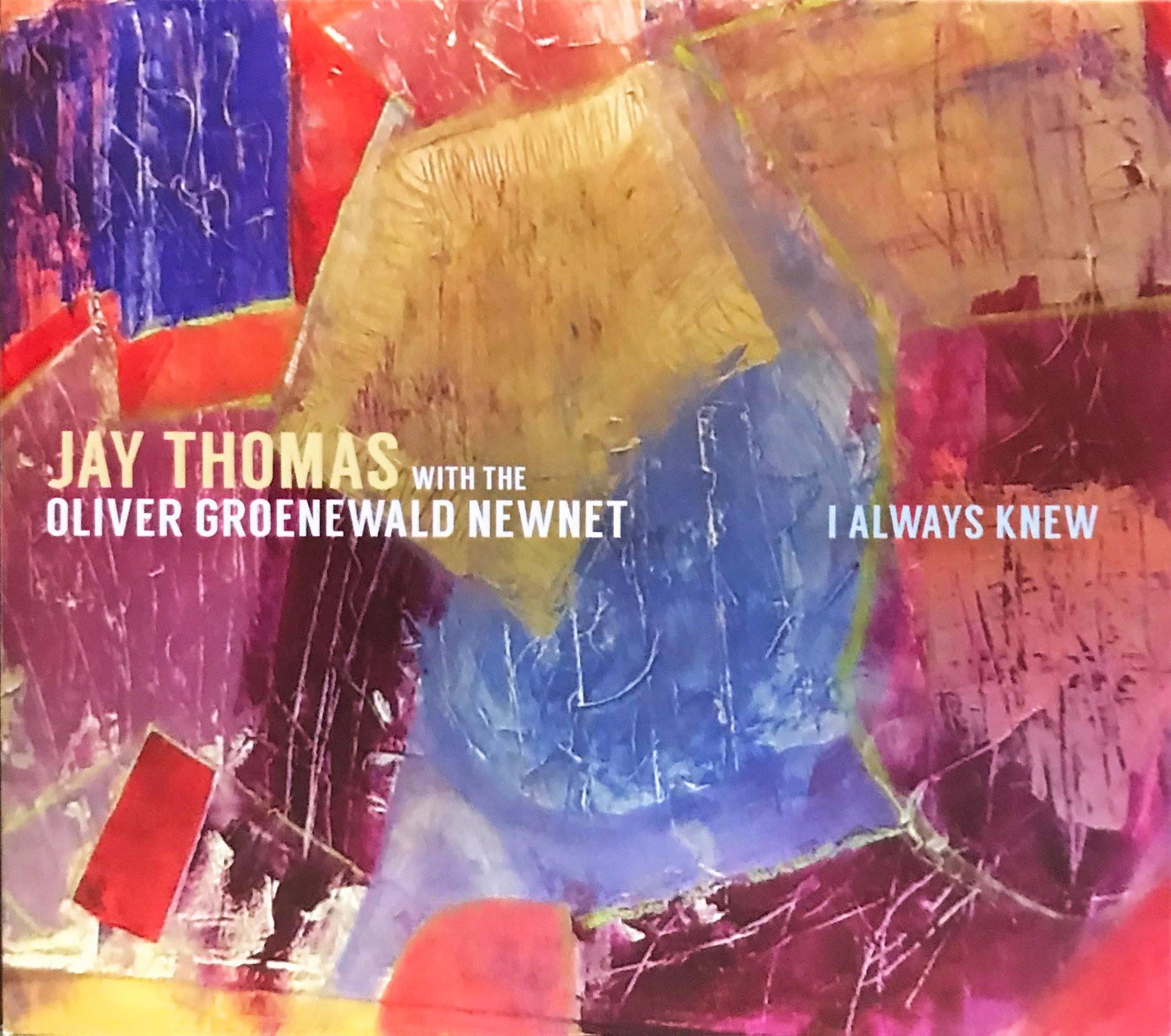 Oliver Groenewald   I Always Knew