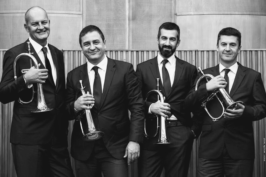 Trumpet Section of the Big Band of Radio Television Serbia