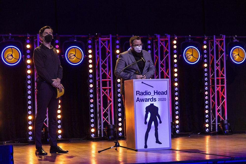 Lukas Oravec Orchestra won Radio_Head Awards 2020