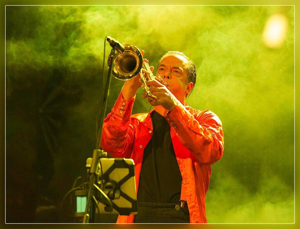 David 'Skip' Reinhart | Picture by Jörg Dumkow