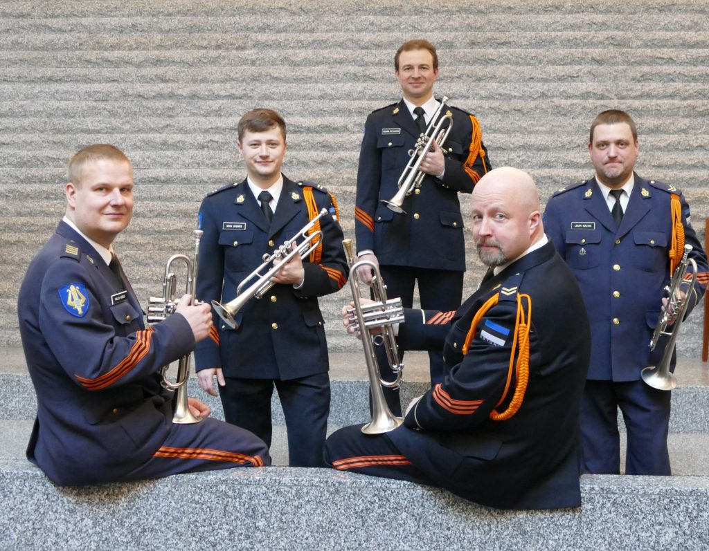 Estonian Defence Orchestra | Picture by Maria Mänd