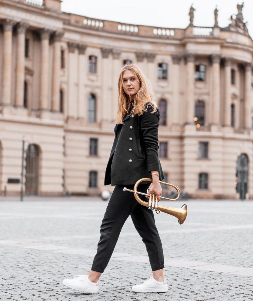 Lisa Buchholz | Picture by Niklas Kamp