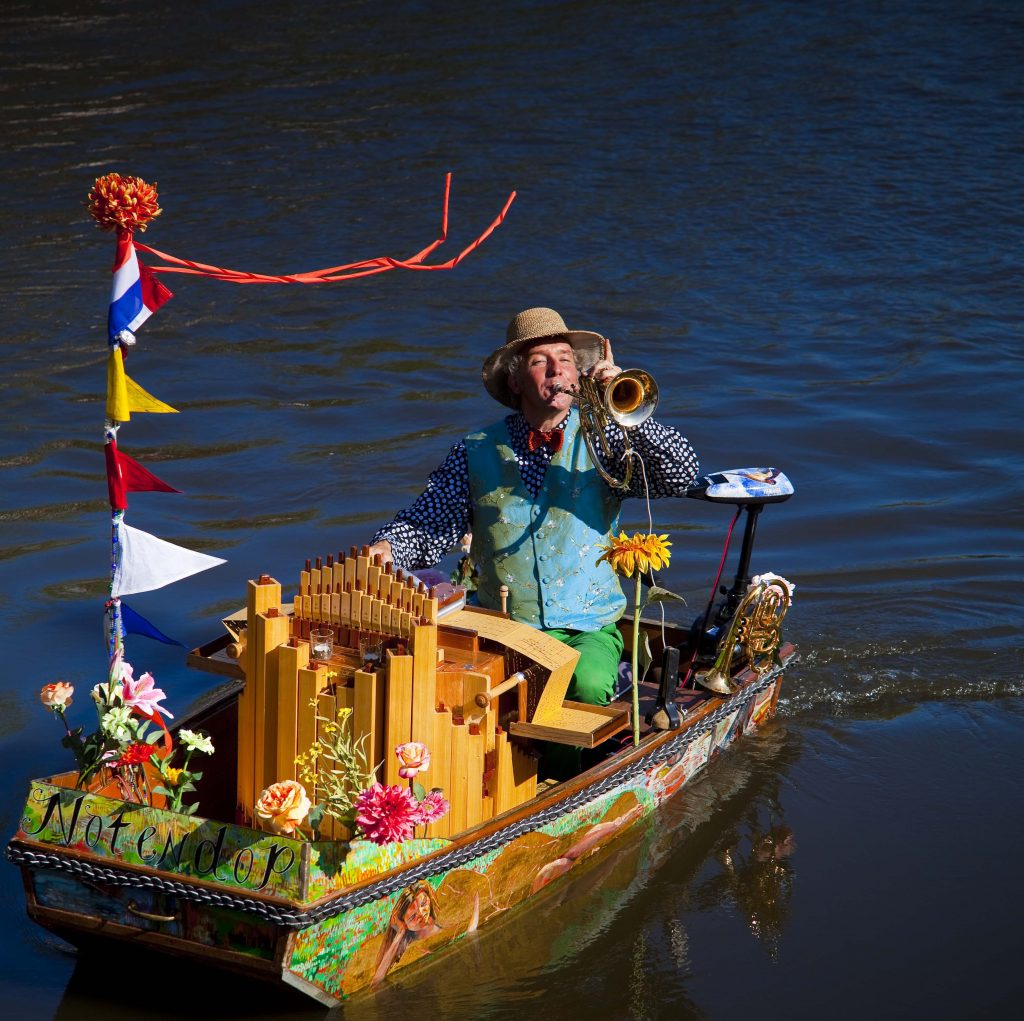 Muziekboot Reinier Sijpkens