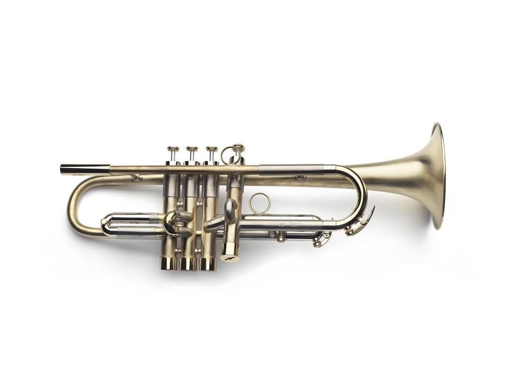 Quartertone Trumpet