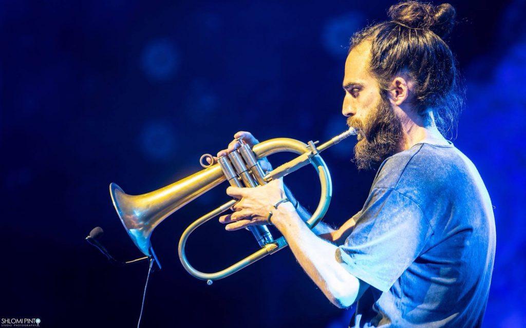 Inon Peretz   Picture by Shlomi Pinto
